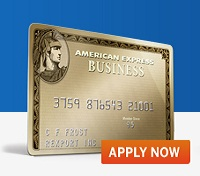 American Express Gold Rewards Card for Small Business