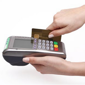 point of sale credit card machine