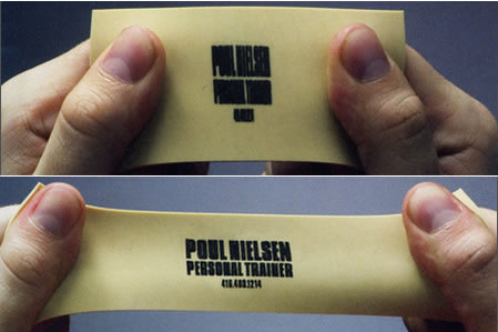 bad business cards