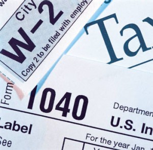 tax forms for students
