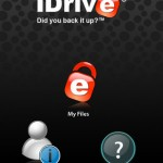IDrive iPhone App