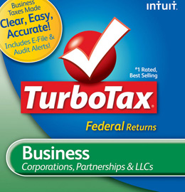 Turbotax 2013 business