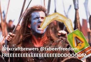 texas beer legislation
