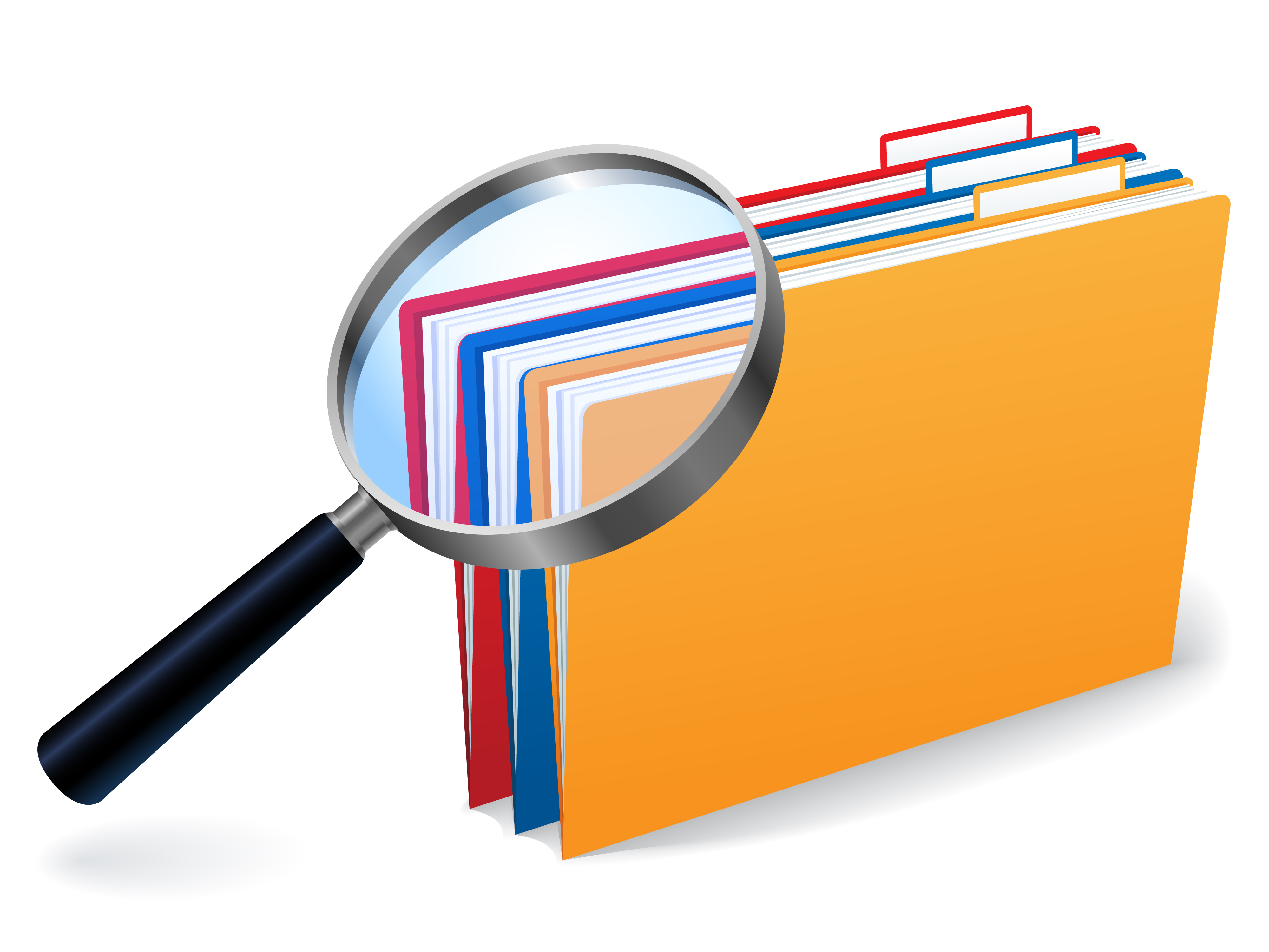 inspect files for security breach