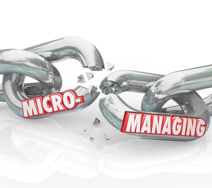 Micromanaging break chains retain control
