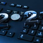 2021 Tax Changes on keyboard